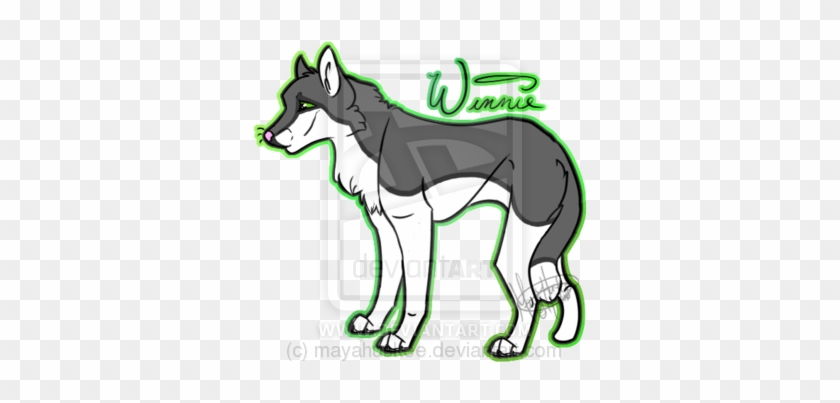 Chaotictragedies's Profile Picture - Mackenzie River Husky #236205