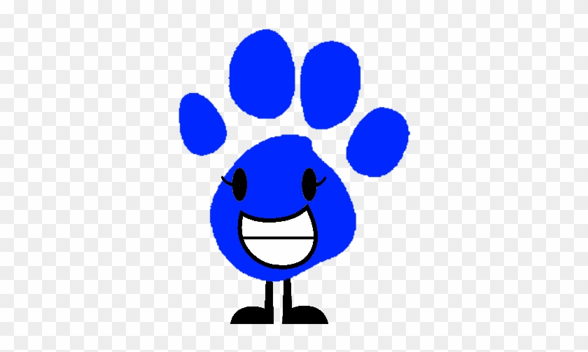 Paw Print Blue S Clues A Clue Paw Print Free Transparent Png Clipart Images Download Blue's clues was a children's television show created by traci paige johnson,todd kessler, and angela santomero. paw print blue s clues a clue paw