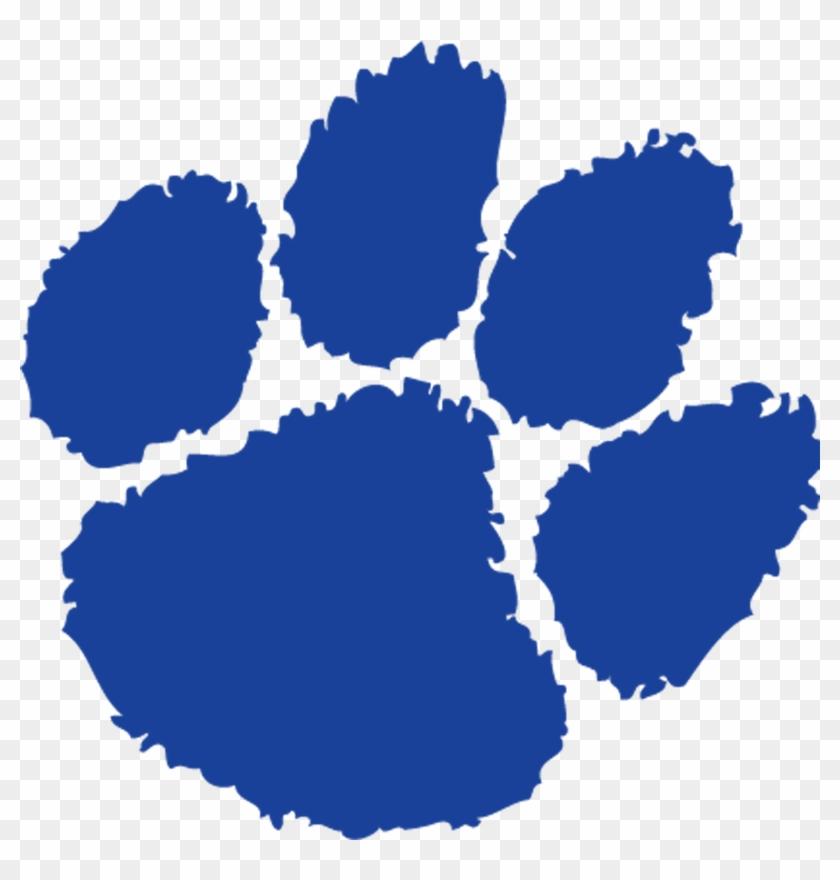 Analy High School - Clemson Tiger Paw Black #236384