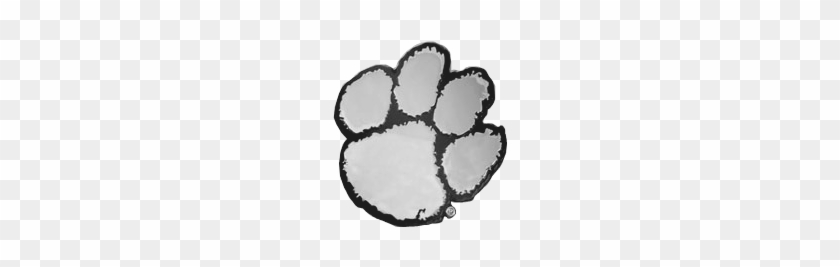 Clemson Tiger Paw #236513