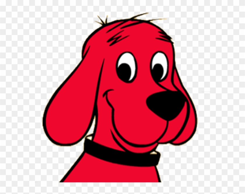 Clifford - Clifford The Big Red Dog - Free Transparent PNG ... (840 x 665 Pixel)