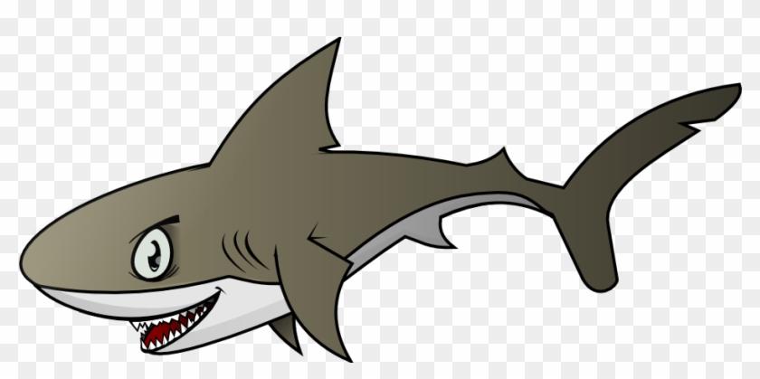 Cute Shark Clip Art Free Clipart Images - Shark Fish Clipart #236707