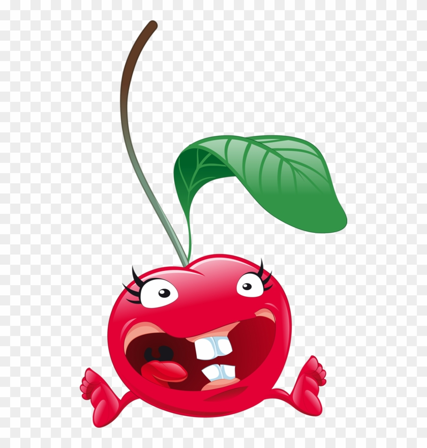 Cherry Emoticon - Free Transparent PNG Clipart Images Download