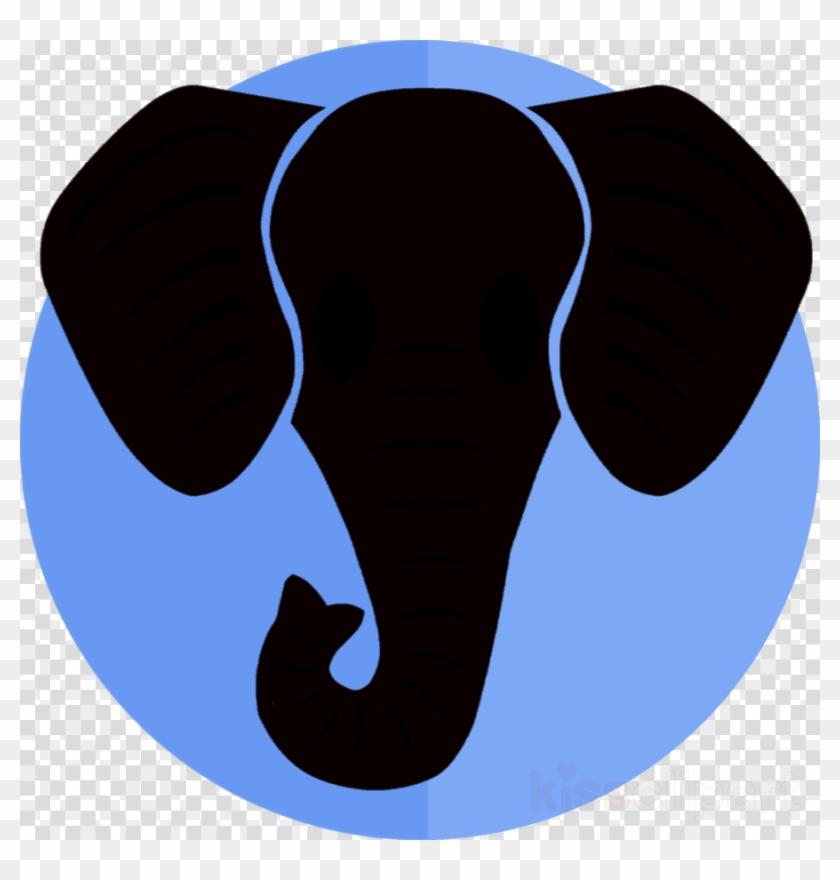 Tusk Clipart Indian Elephant African Bush Elephant - Tusk Clipart Indian Elephant African Bush Elephant #1513987