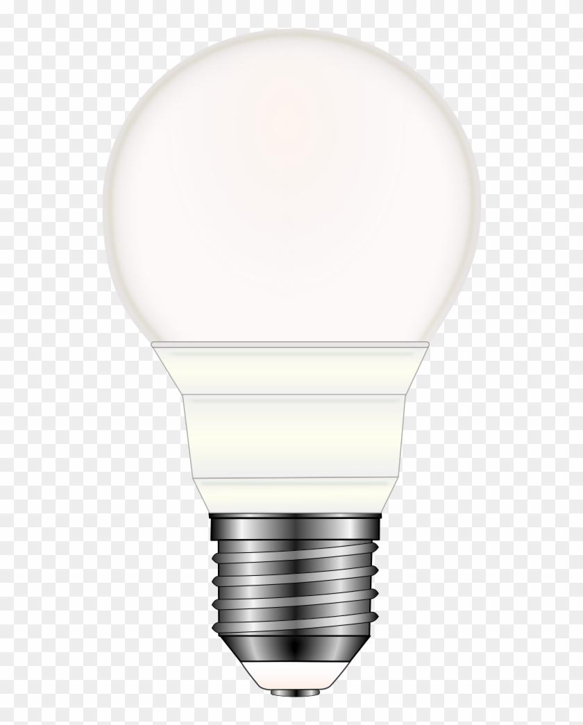 Clip Art Details - Led Lamp #237259