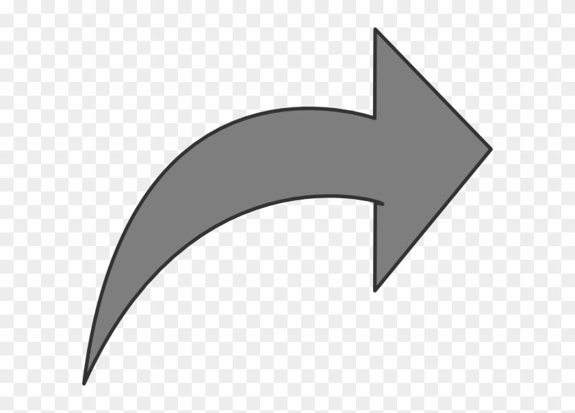 Repatriation - Clipart - Arrow Left To Right #237299