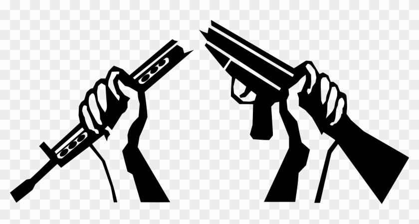 Clip Art Tags - Broken Gun Png #237965