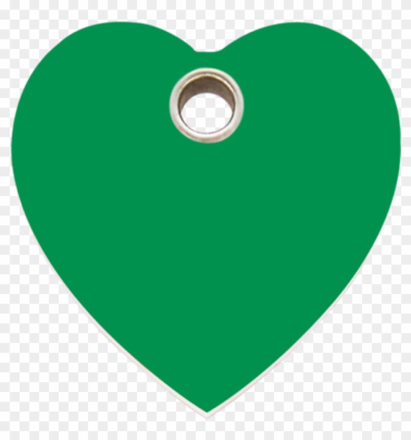 Herzfolienballon Grün 45cm - 46cm Helium Foil Balloon Emerald Green Heart #238745