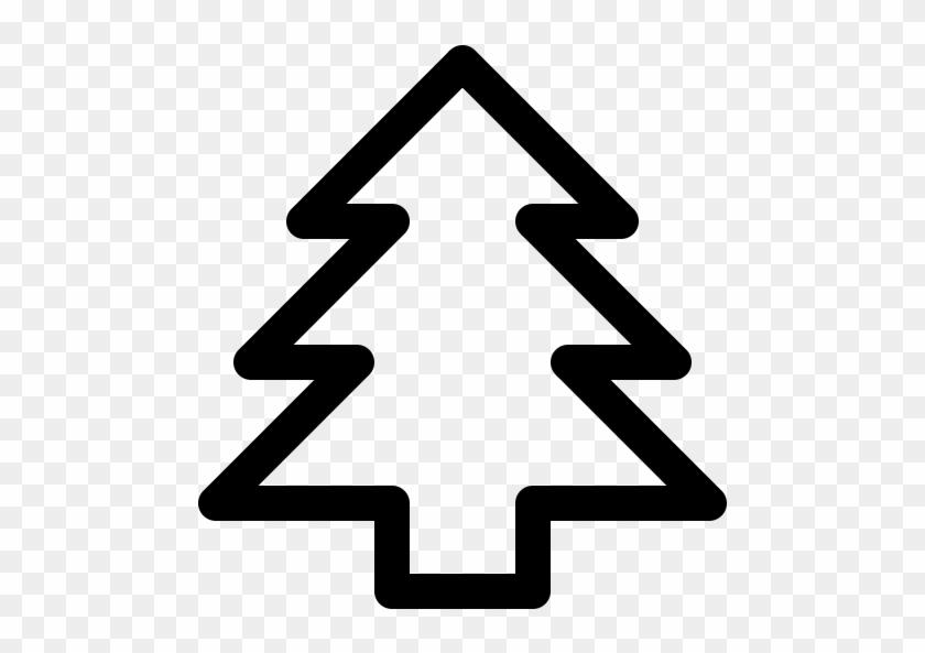 Artyom Khamitov » - Christmas Tree Icon Outline #238787
