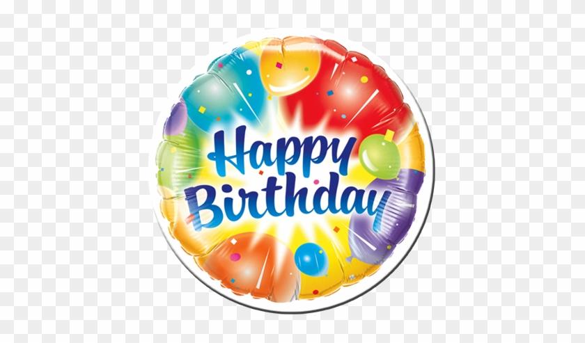 Geburtstag Explosion - Happy Birthday Balloon Bouquet #238832