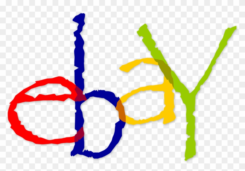 Gallery Of Ebay Logo Png Image With Ebay Papyrus Font Free Transparent Png Clipart Images Download