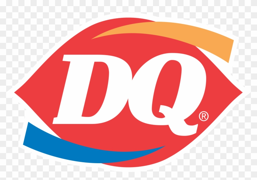 Using This Outdated Font Is An Instant Sign Your Brand - Dairy Queen Logo Pdf #239398
