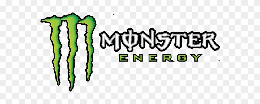 Monster Energy Drink Original M Claw Logo Decal Sticker