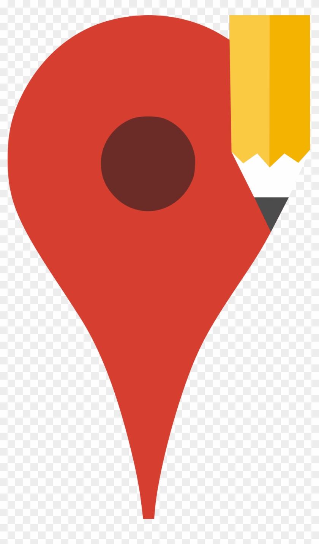 Open Google Map Maker Logo Free Transparent Png Clipart Images