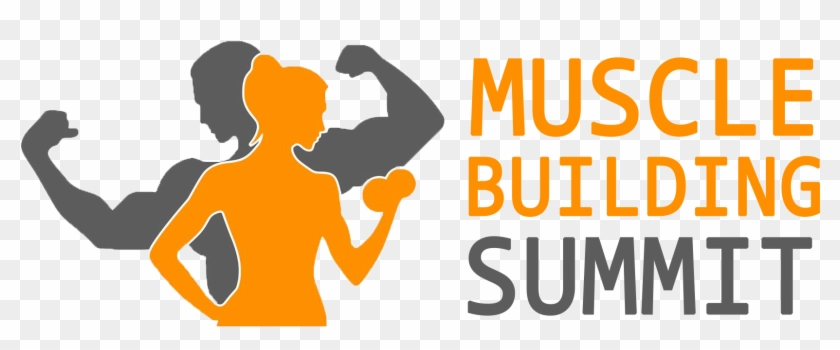 Muscle Building Logo #239773