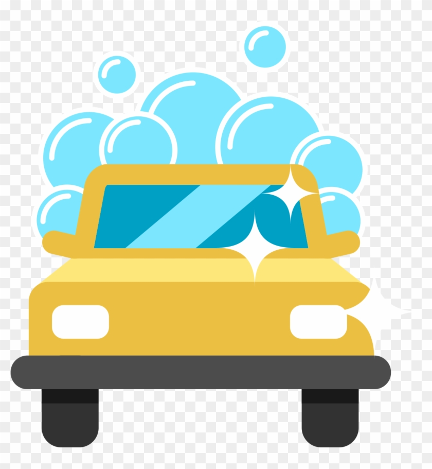 View Car Wash Menu - Car Wash Icon Png #239956