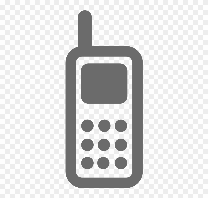 Free Icons Png - Cell Phone Logo Png #240011