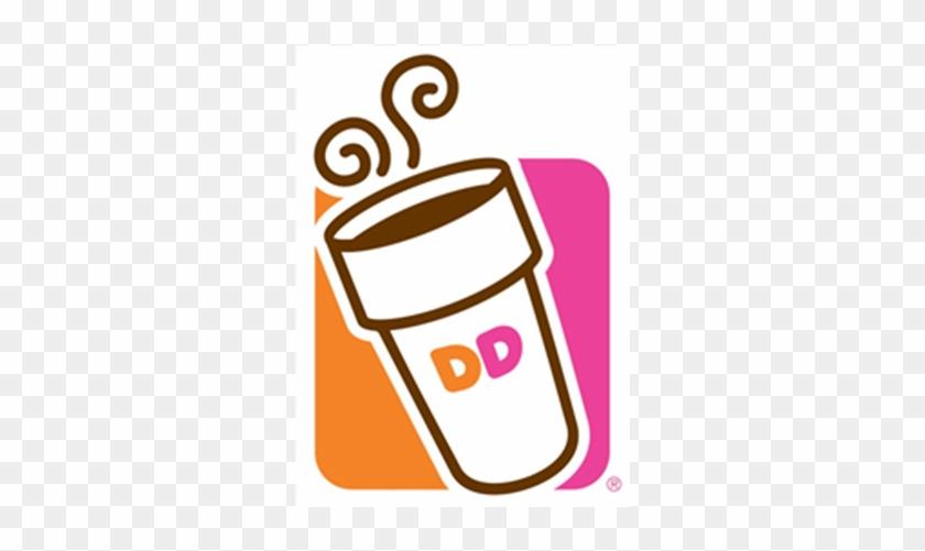 Dunkin Donuts Clipart Logo - Dunkin Donuts Logo Png #240194