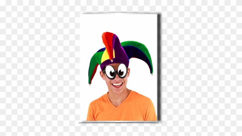 Mardi Gras Jester Hat Fm69483 - Jester #240578