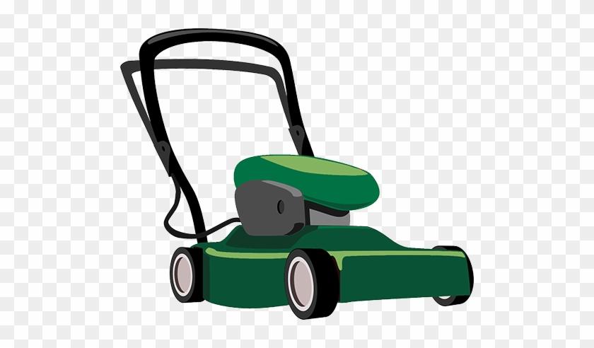 Lawn Mower Clipart Transparent Transparent Background Lawn Mower