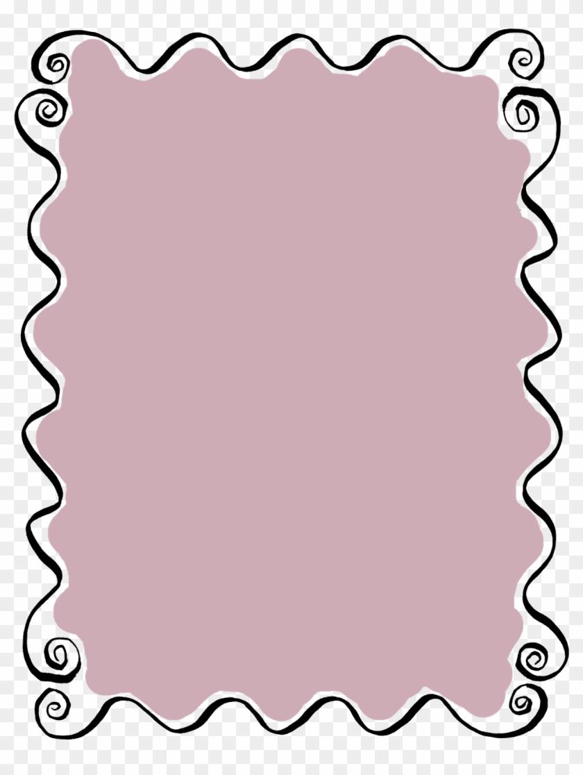 digital hand drawn frame downloads frame borders clip art free