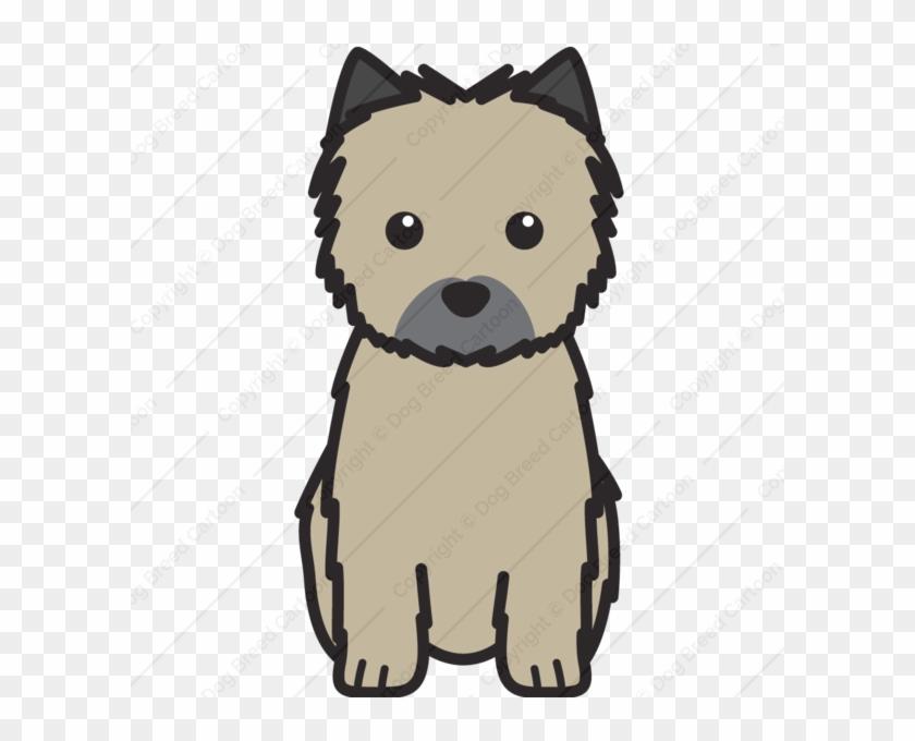Cairn Terrier Clipart Little Dog - Cairn Terrier Clipart