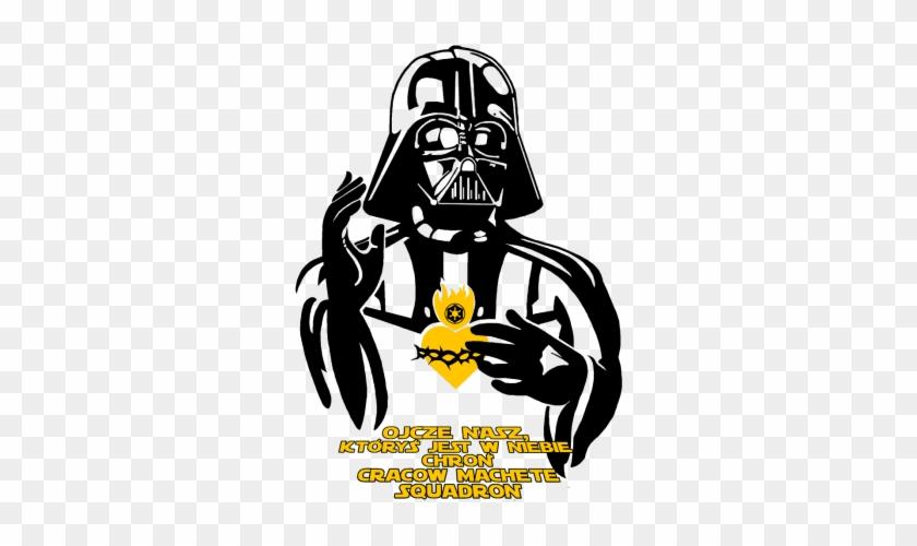 Star Wars X-wing Cracow Machete Squadron Ojcze Nasz - Star Wars X-wing Cracow Machete Squadron Ojcze Nasz #1541745