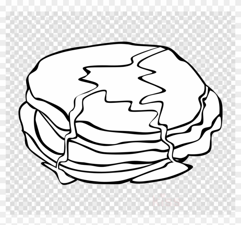 Pancake Clip Art Clipart If You Give A Pig A Pancake