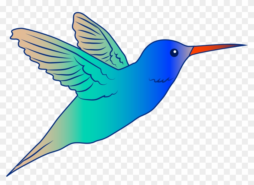 Free Symmetry Cliparts, Download Free Clip Art, Free - Flying Bird Clip Art #36070