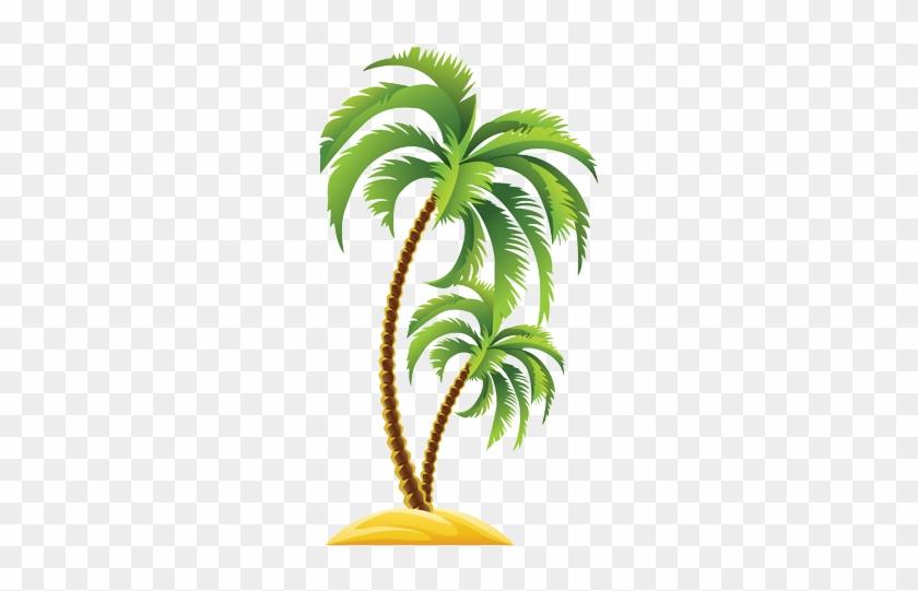Tree - Coconut Tree Logo Png #36188