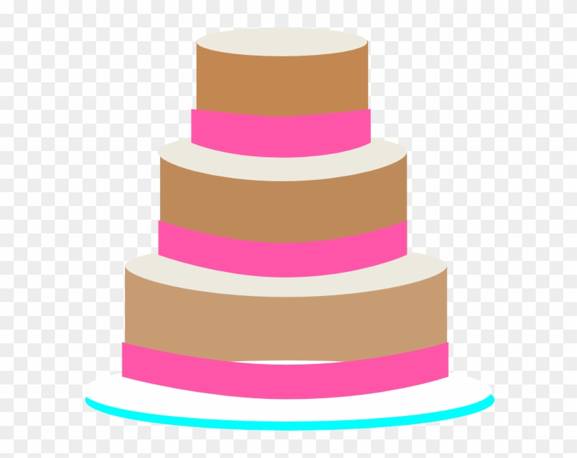 Clipart Info - Three Layer Cake Clip Art #36220