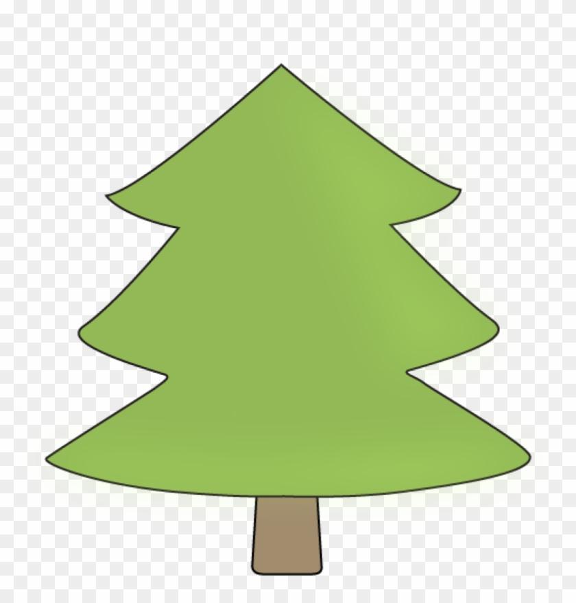 Pine Tree Clip Art Pine Tree Clip Art Item 4 Clipart - Cute Pine Tree Clipart #36354