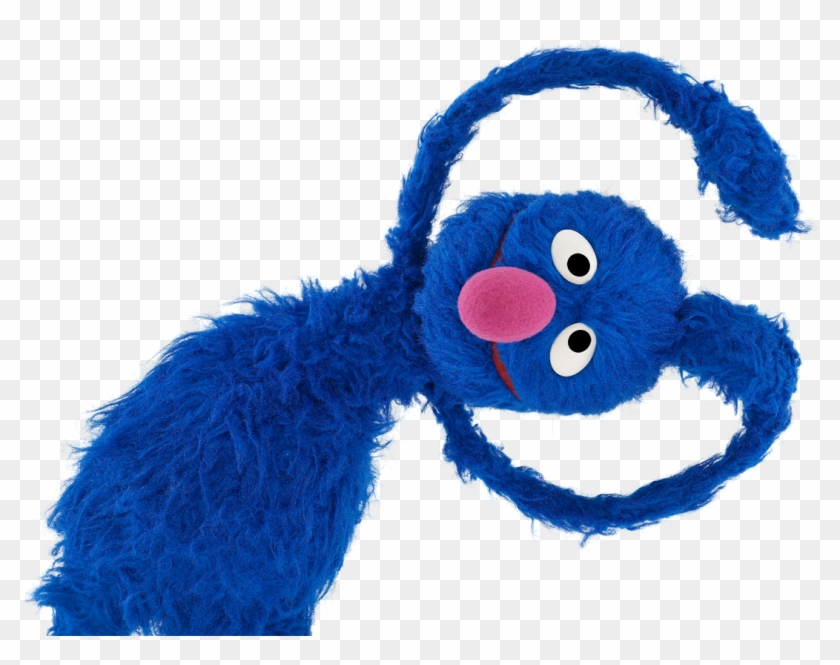 Sesame Street Clipart Grover - Brought To You By The Letter G #36543