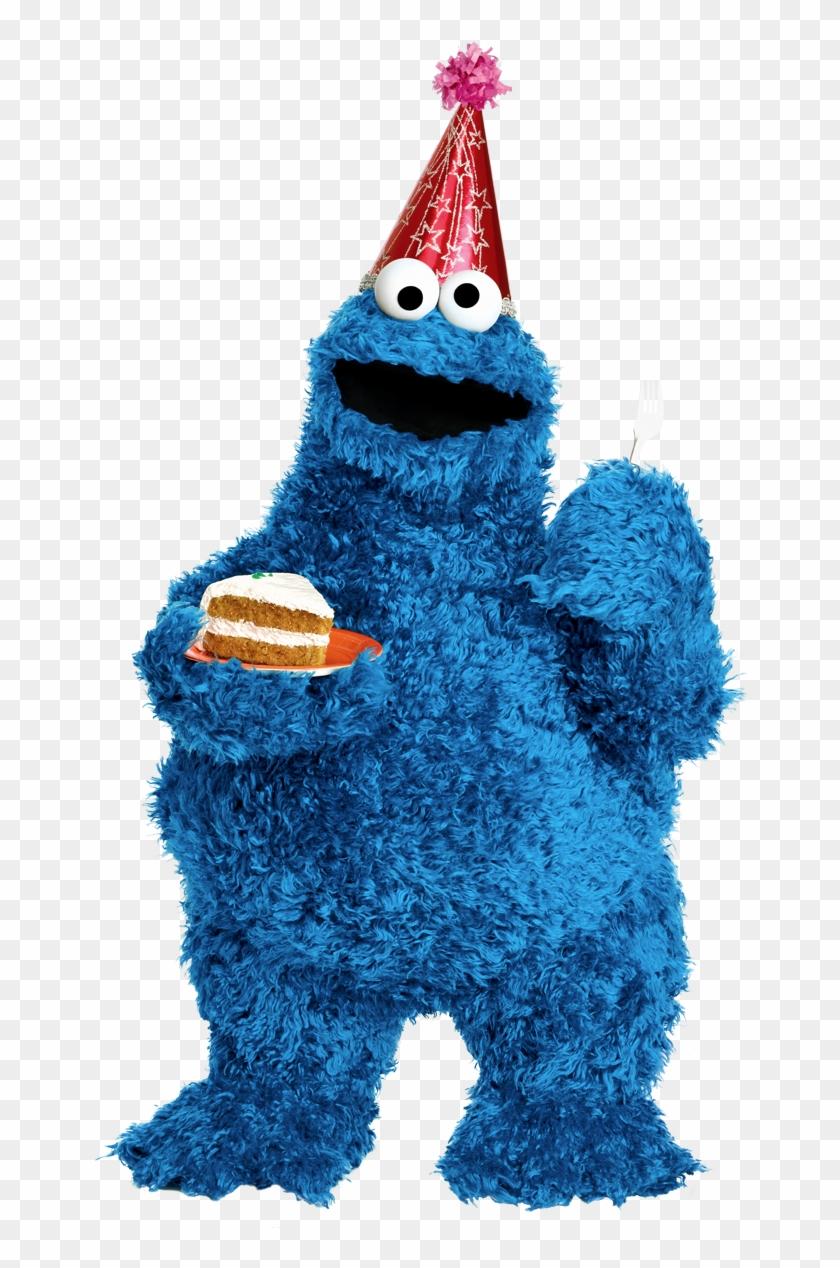 Cookie Monster Clip Art 5 - Sesame Street Cookie Monster Birthday #36580