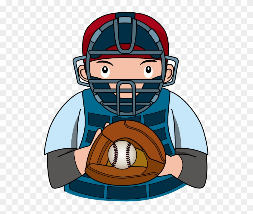 Catcher 20clipart Clipart Baseball Umpire Free Transparent Png