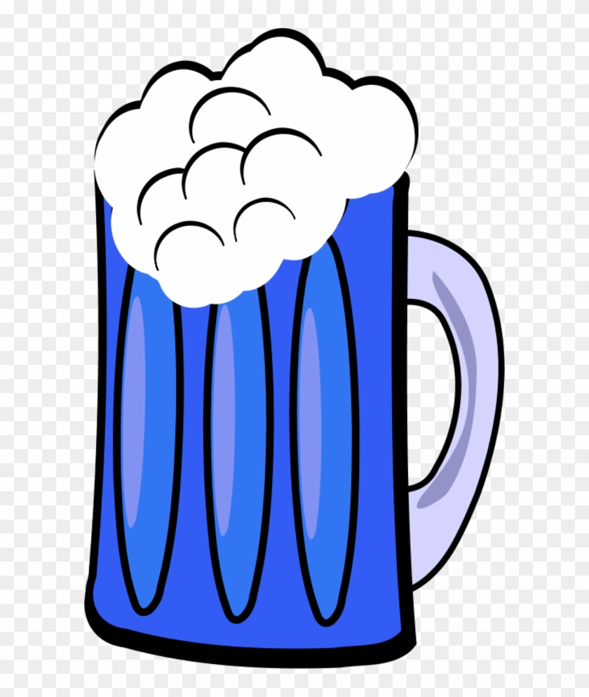 Free Images For Toddlers, Download Free Clip Art, Free - Blue Beer Clip Art #36699