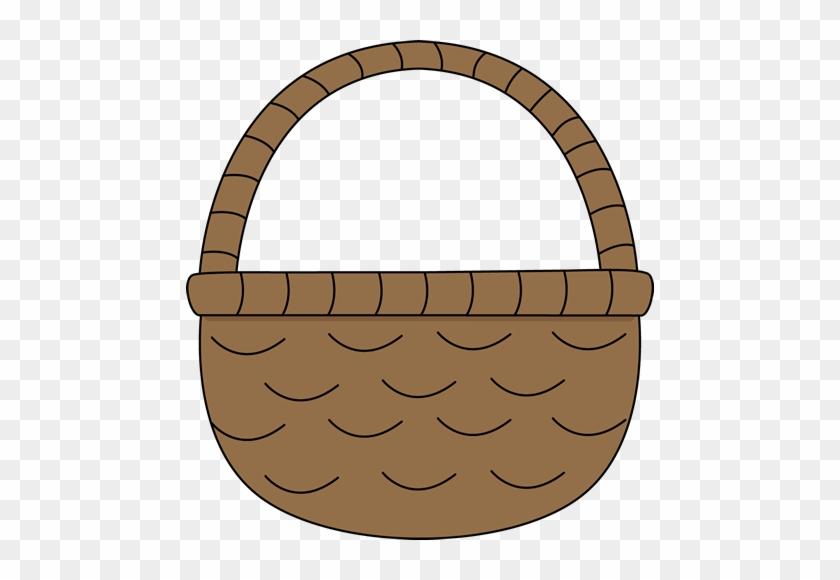 Top 68 Basket Clip Art - Easter Basket Clipart #36870