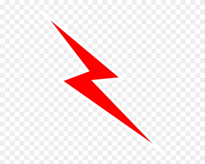 Lightning Bolt Icons Clipart Free To Use Clip Art Resource - Red Lightning Bolt Icon #37023