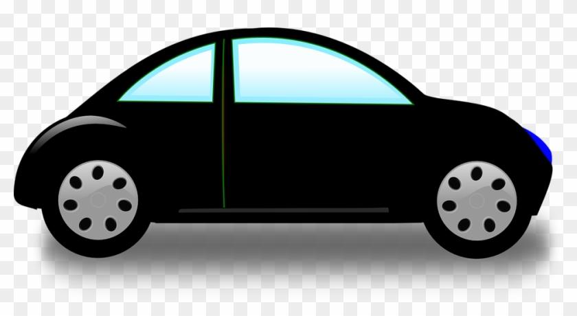 Clipart Car Black Clip Art At Clker Com Vector Online - Toy Cars Clip Art #37127