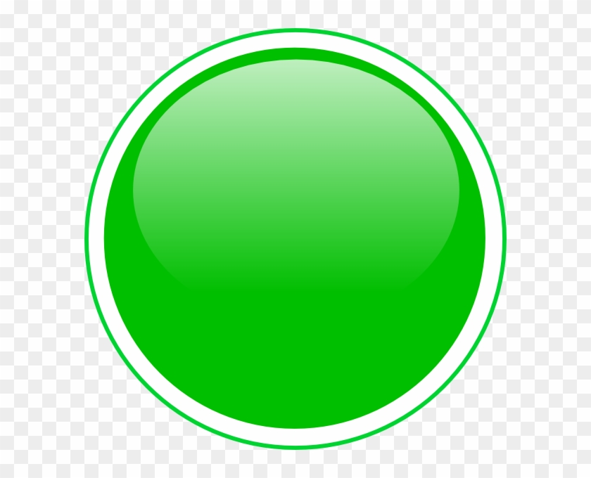 Glossy Green Icon Button Svg Clip Arts 600 X 600 Px - Glossy Green Icon Button #37152