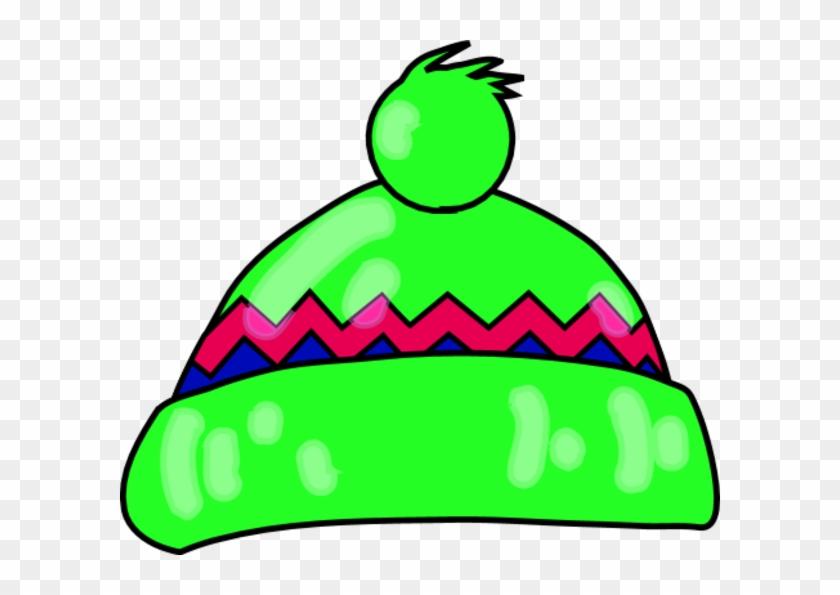 Snow Hat Clipart &ndash 101 Clip Art - Green Winter Hat Clipart #37224