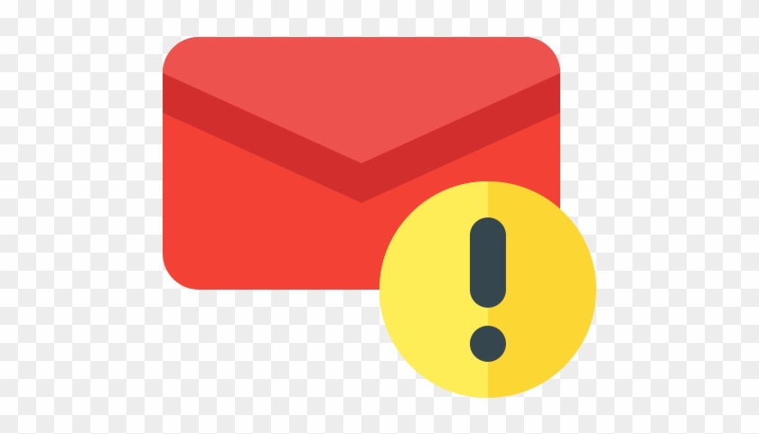 Alert Icons - Email Alert Icon #37259