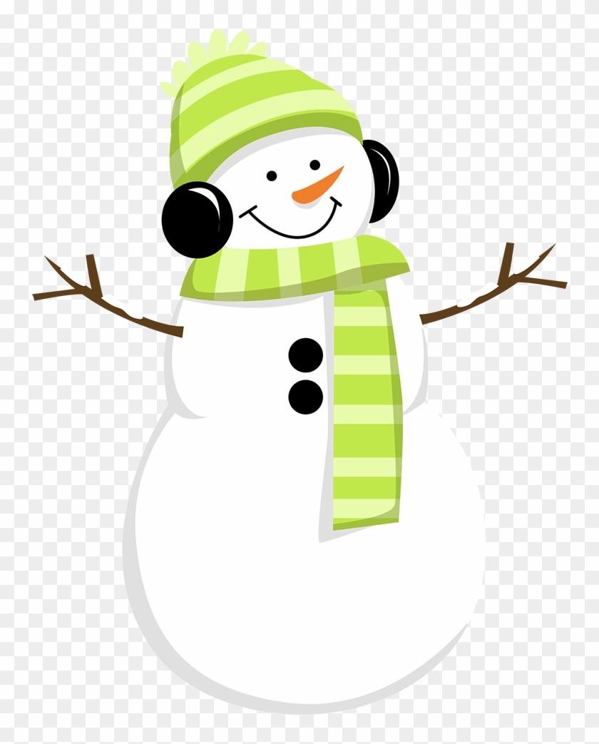 Décembre - Snowman #37269