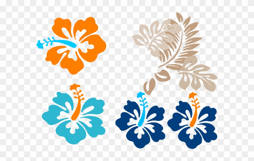Free Tropical Flower Vector Free Transparent Png Clipart Images
