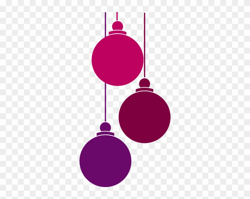 christmas ornaments clip art pink christmas decorations png - Pink Christmas Decorations