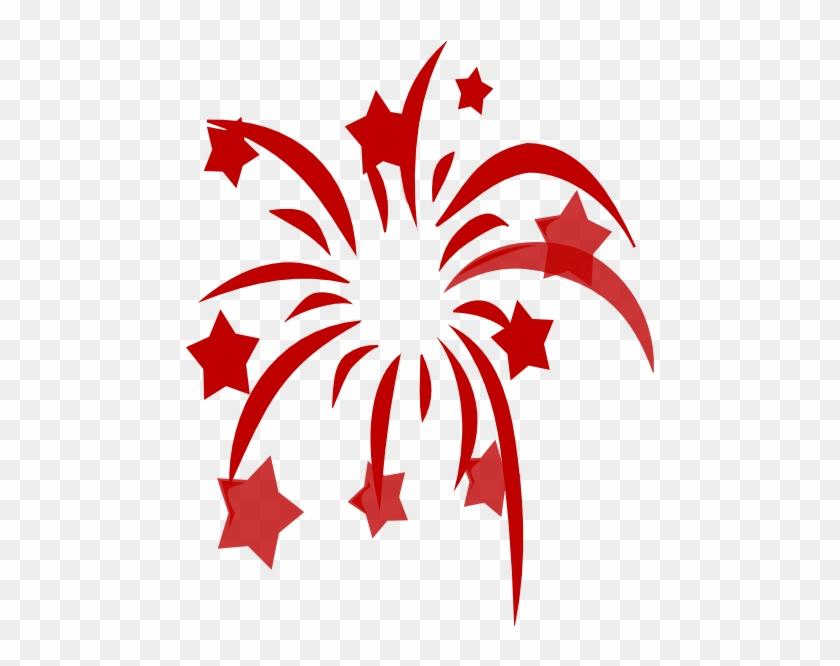 Cracker Clipart Transparent Background - Firework Clip Art #37465