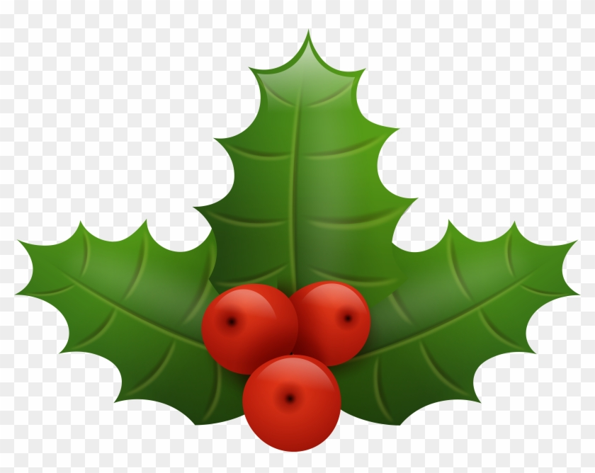 Holley Clipart Tree - Holly Png #37666