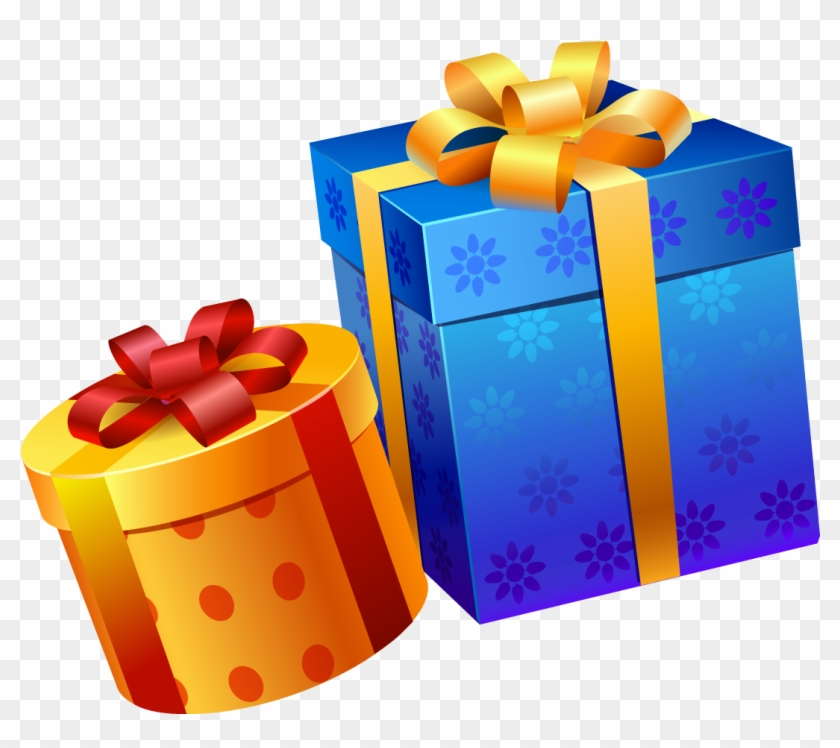 28 Collection Of Presents Clipart Transparent Background