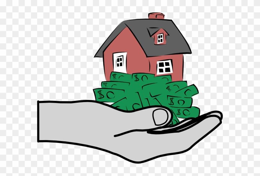 Home Finance Clip Art - Money Clip Art #37849