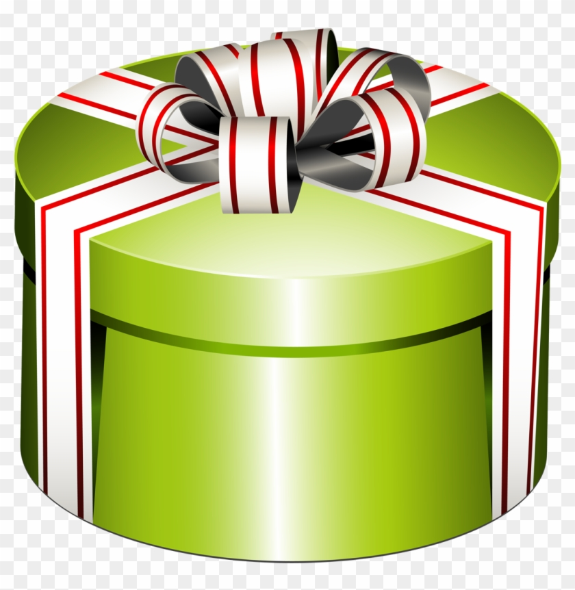 Present Clipart - Vector Gift #37920